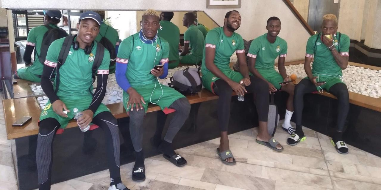 Warriors Recover On Latest FIFA Rankings
