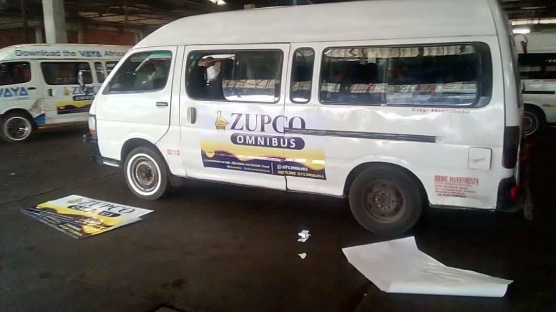 Kombi Operators Bemoan ZUPCO's Outrageous Daily Targets
