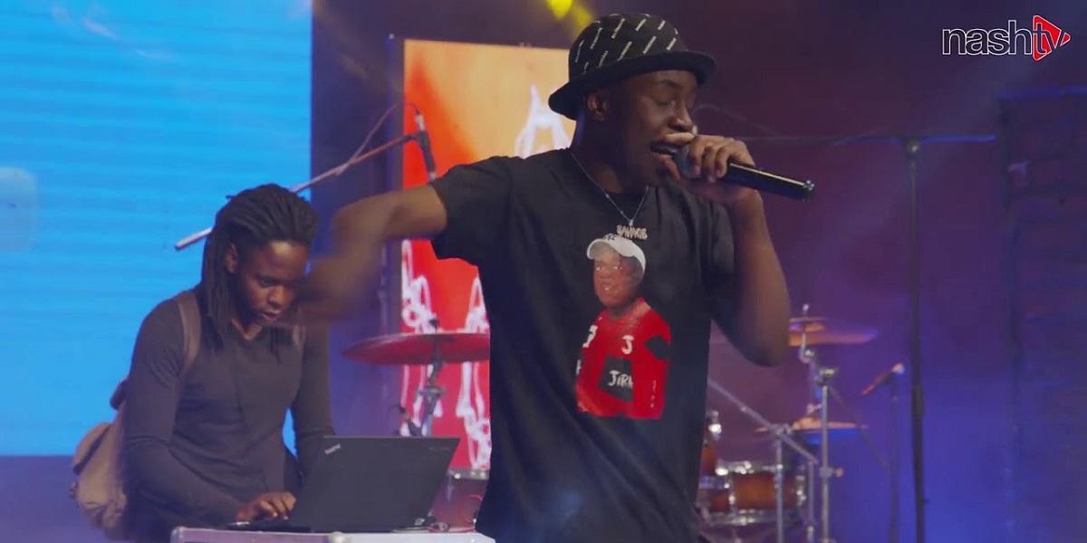 Magaisa Speaks On Nashtv-Artiste Contract Leaked By Plot Mhako