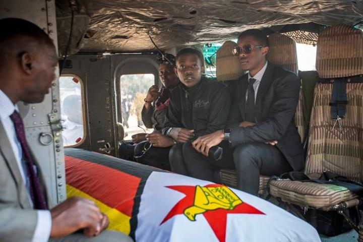 CIO Operation In Motion To Exhume & Rebury Mugabe – Mawarire