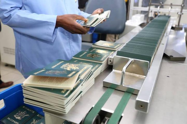 Govt Mulls Issuing Passports Online