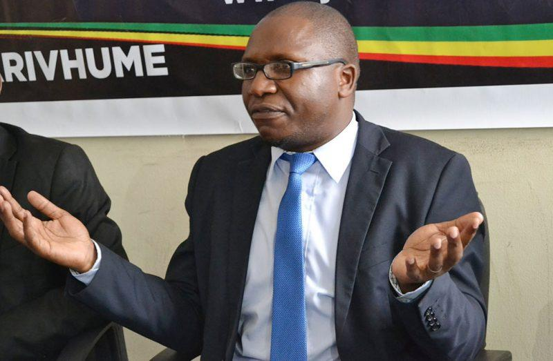 BREAKING: Jacob Ngarivhume Arrested For Picking Litter In Mbare