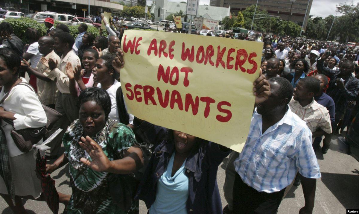 """Government Reiterates """"No Work, No Pay"""" Policy"""