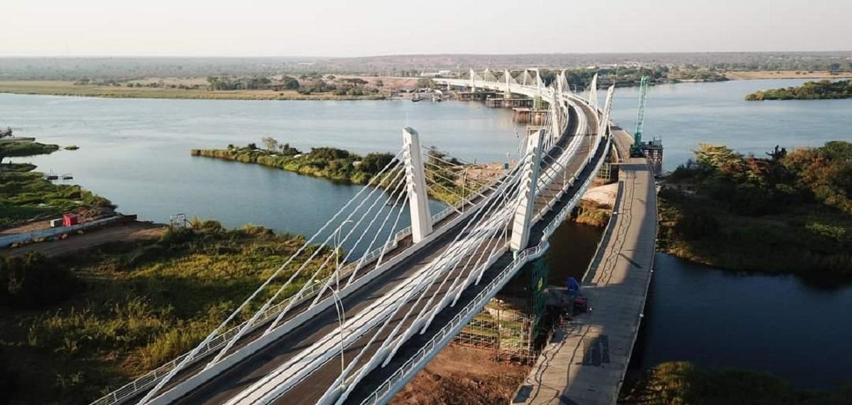 PICTURES: Mnangagwa Departs For Kazungula Bridge Official Opening