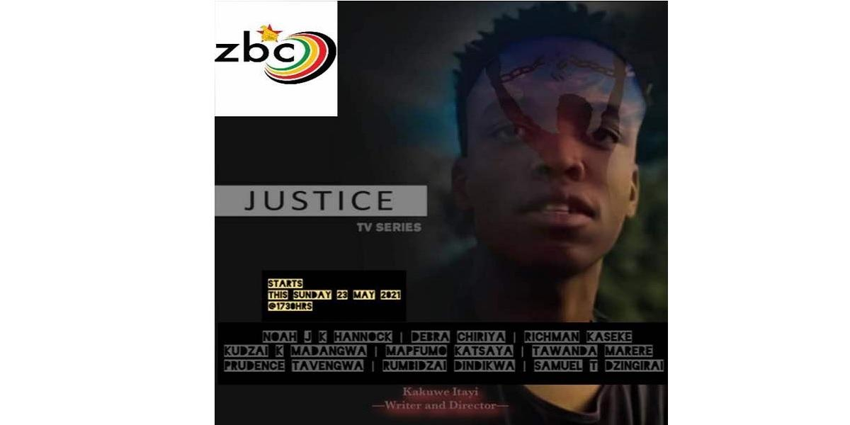 Gifted Noah Hannock Stars In ZBC TV Series, JUSTICE