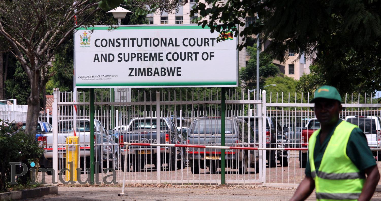 MDC-A MP Sues Mwonzora Over Constitutional Amendments