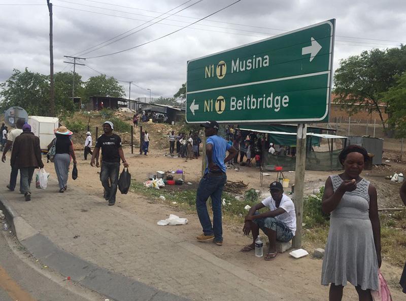 Zim, SA Cross-Border Migration Stakeholders Forum