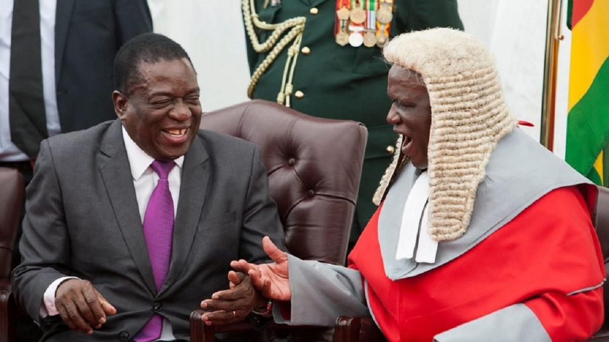 'Classic Tortoise On A Lamppost', Magaisa On Mupungu ConCourt Application