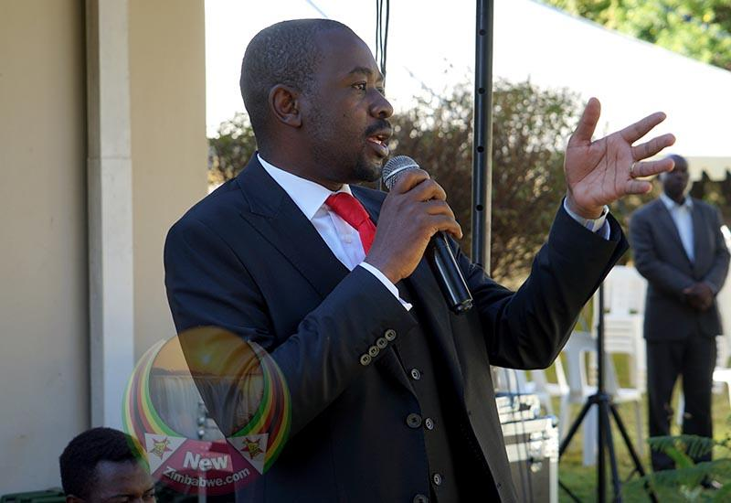 Chamisa Pledges To Compensate Maengahama With Party Position
