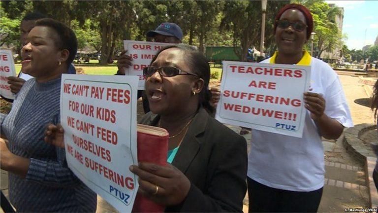 Government Gambling With Teachers' Welfare & Lives – PTUZ
