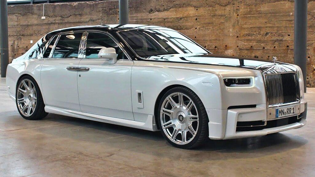 Deputy Sports Minister, Machakarika, Forks Out $770k On Rolls Royce