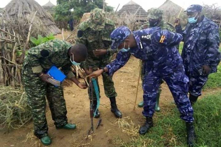 Security warns Karamoja residents against night movement