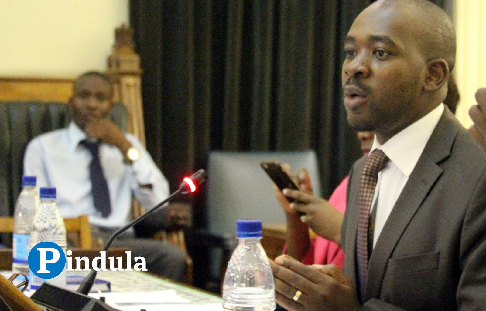 """""""ITS A NEW DIRECTION: Every Vote Matters"""" – Nelson Chamisa On MDC's 22nd Anniversary (Full Text)"""