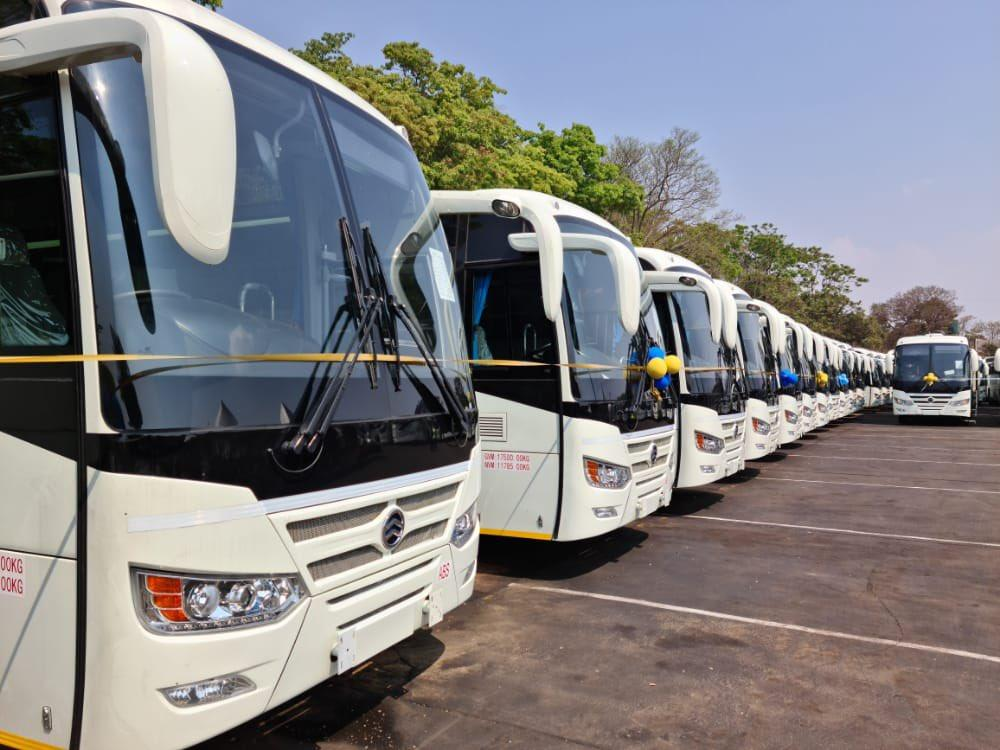 ZIMRA 'Impounds' New ZUPCO Buses Over Smuggling