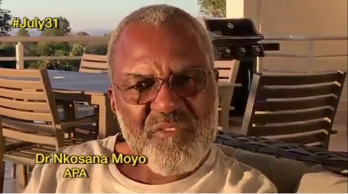 We Are Not Trying To Form A Coalition With Anyone – Nkosana Moyo