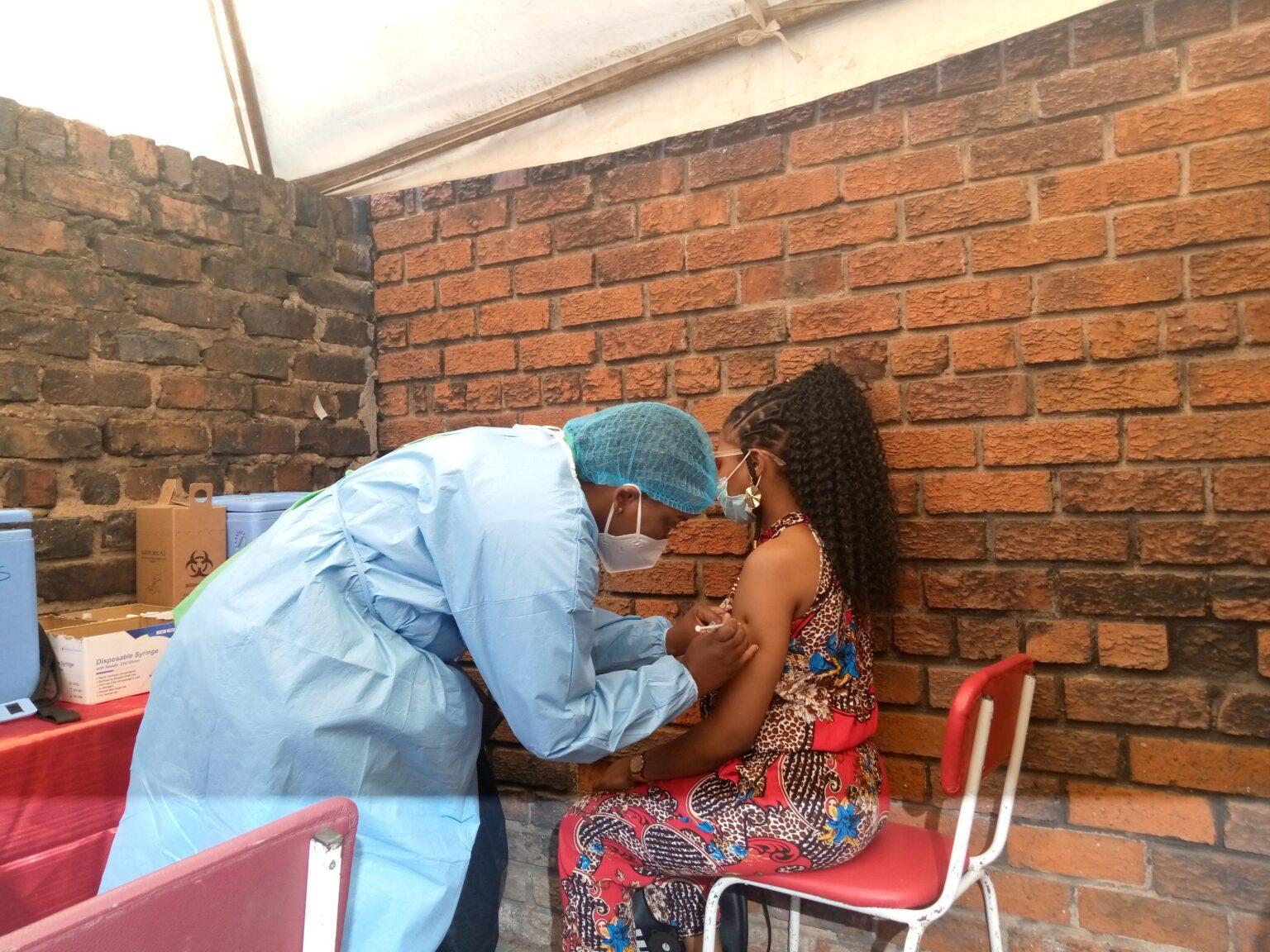 COVID-19 Vaccination Rate Falls