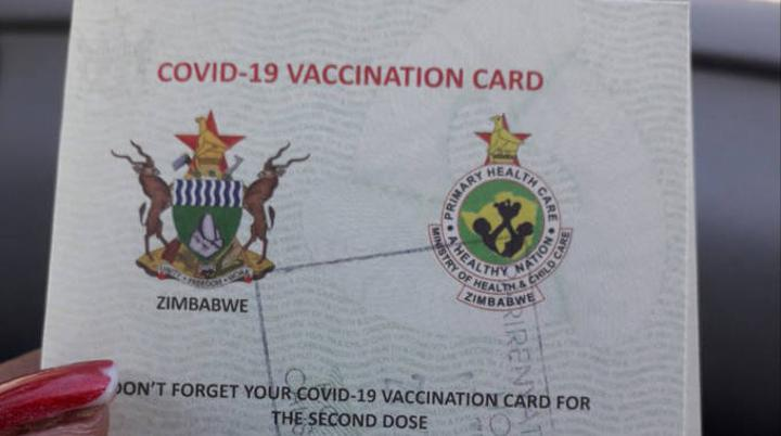 Theft Of COVID-19 Vaccination Cards Points To Underlying Issues In Health Sector
