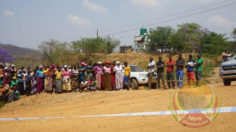 Mazowe Villagers Celebrate Deaths Of 6 Chinese In Mine Blast