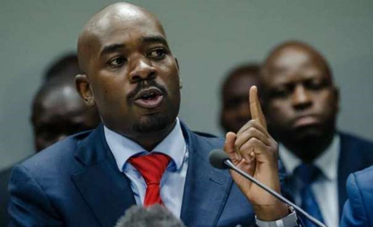 Masvingo Descends Into Warzone As Chamisa Begins Provincial Tour