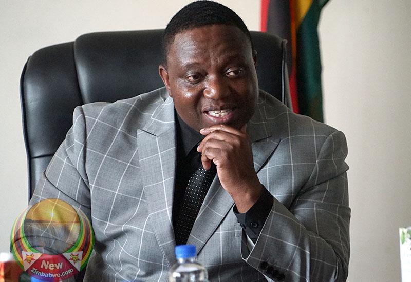 Kazembe Kazembe Under Fire As Cops Savagely Beat Zanu PF Officials At Polling Station