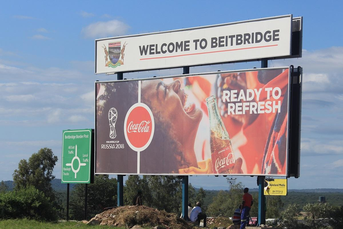 Truck Drivers Protest Delays At Beitbridge Border Post