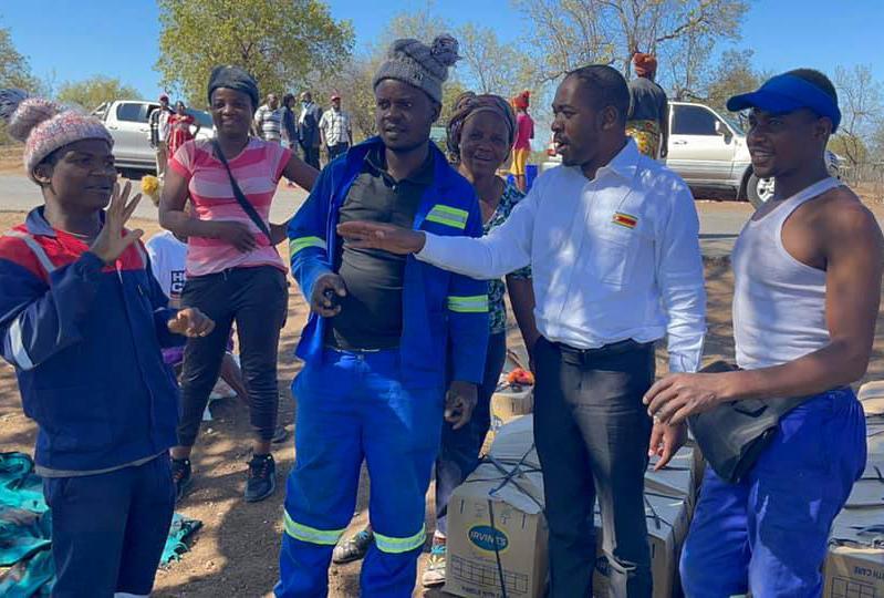Chamisa Slams 'Primitive' ZANU PF After Mob Attack In Masvingo