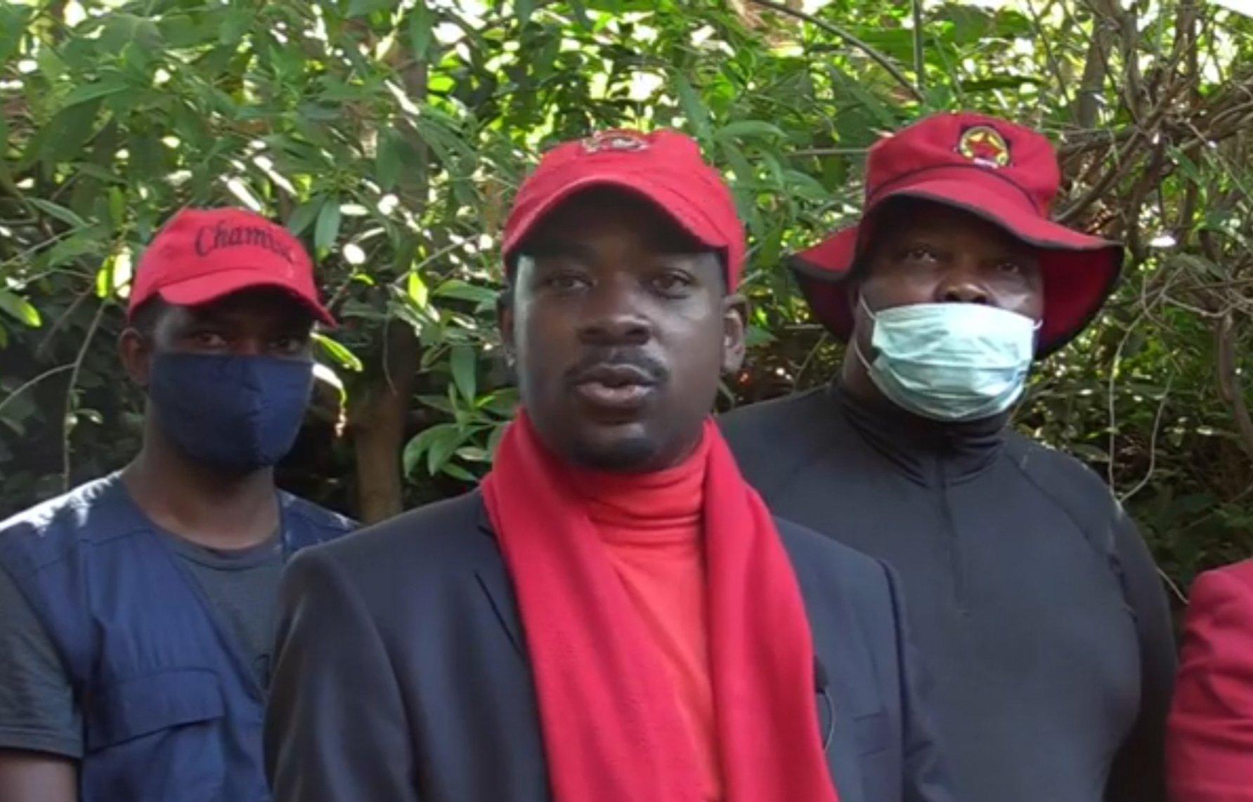 Chamisa Says President Mnangagwa Should Retire