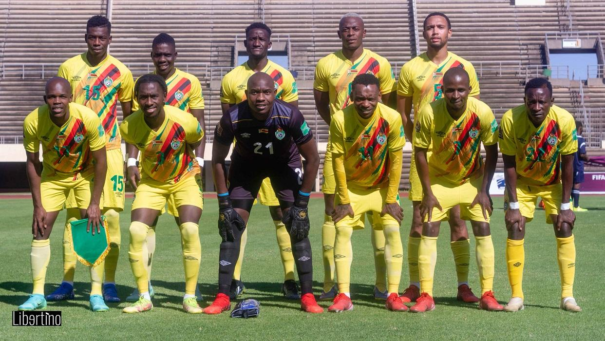 ZIFA Proud Of Warriors' Commitment And Performances