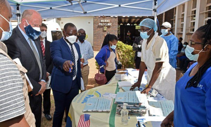 US Commits To Assist Zimbabweans Living With HIV: Embassy