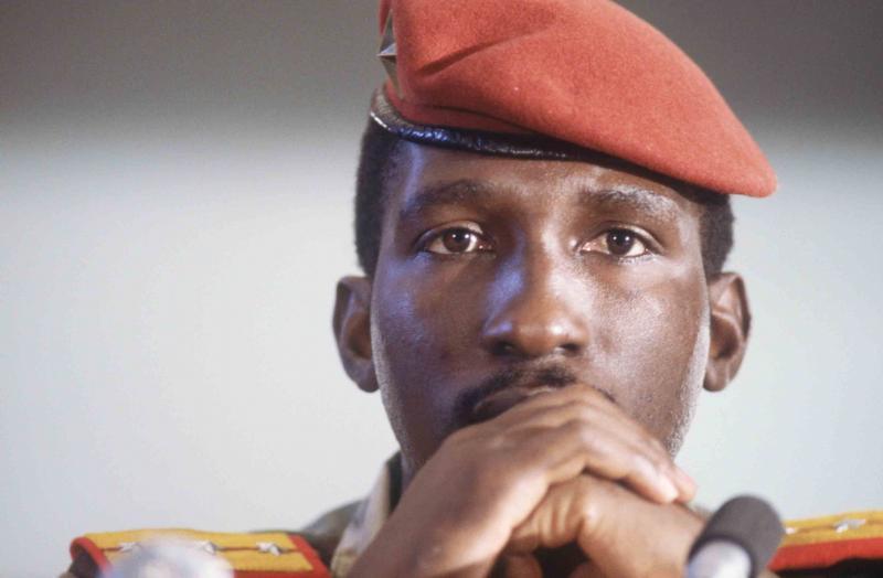 After 34 years, Sankara Murder Trial Begins In Burkina Faso